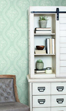 Load image into Gallery viewer, Magnolia Home Awning Stripe Removable Wallpaper