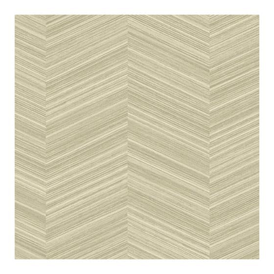 ST124780 Cream and gold chevron