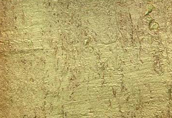 Textured Gold Natural Wallpaper - NL507