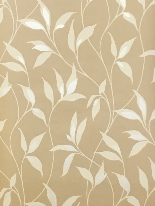 Red Brown Beige Abstract Prepasted Wallpaper Border