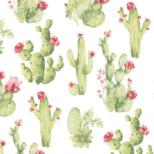 Load image into Gallery viewer, Cactus Wallpaper