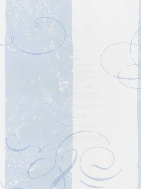FF92202. Lt.blue and white stripe w/swirls