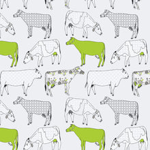 Load image into Gallery viewer, Cow Parade Wallpaper