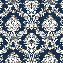 Load image into Gallery viewer, wallpaper, wallpapers, damask, floral, vines