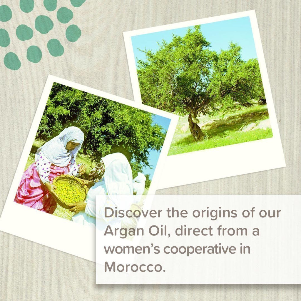Argan Origin story