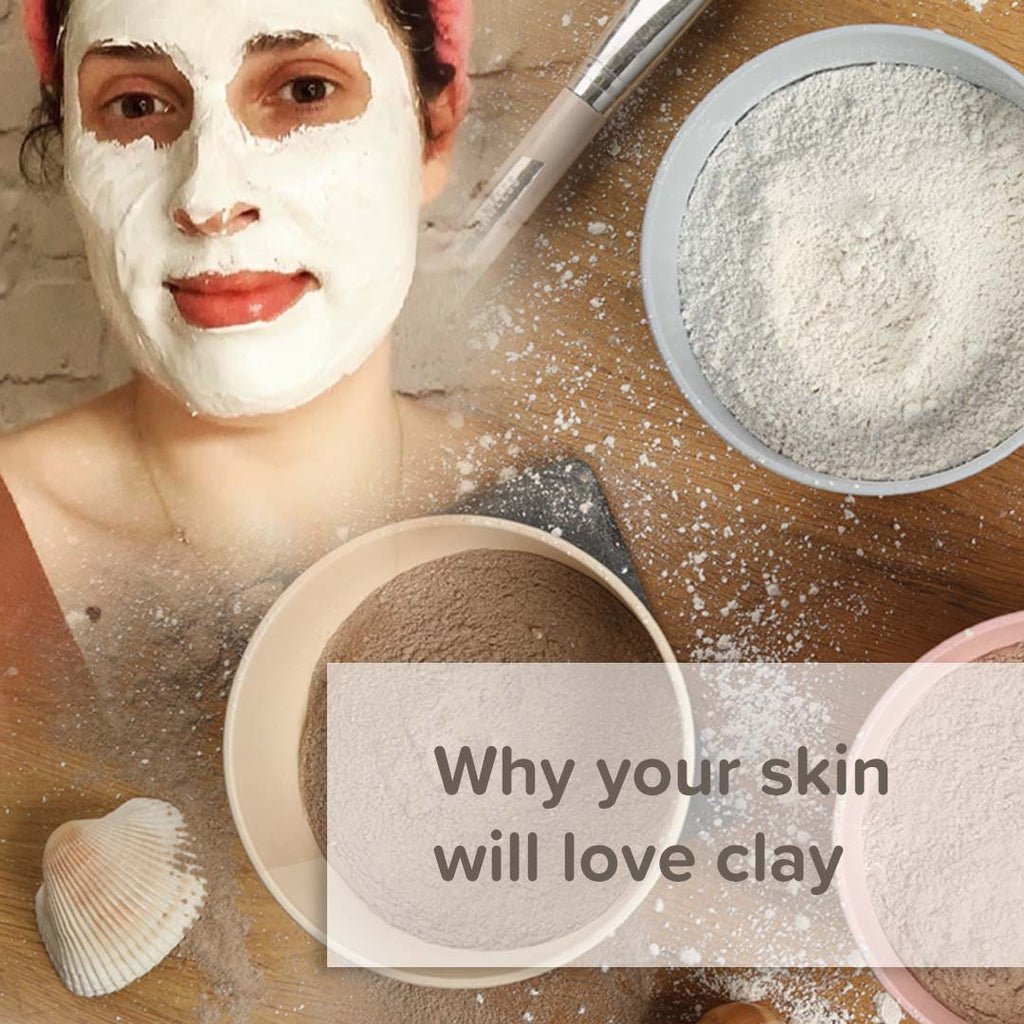 Why your skin will love clay