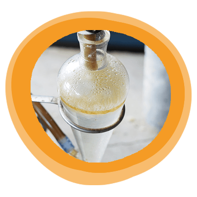 Alcohol extracted
