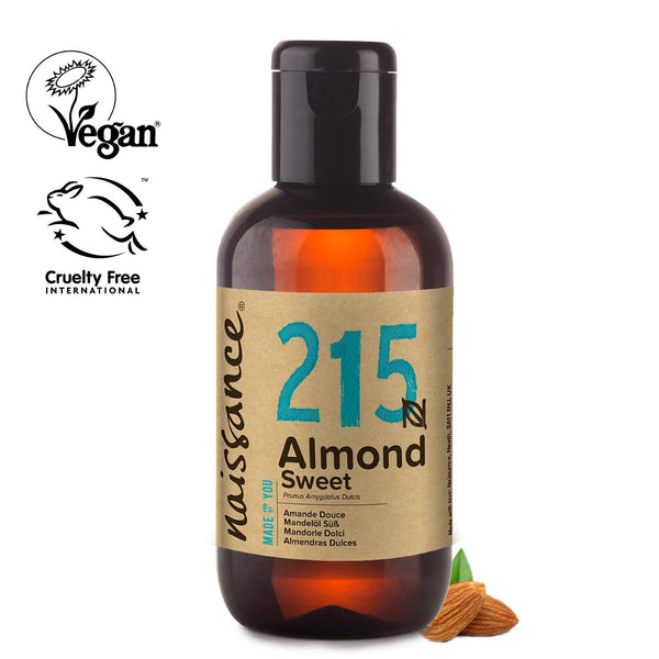 Naissance 100% Pure, Refined, Almond Oil.