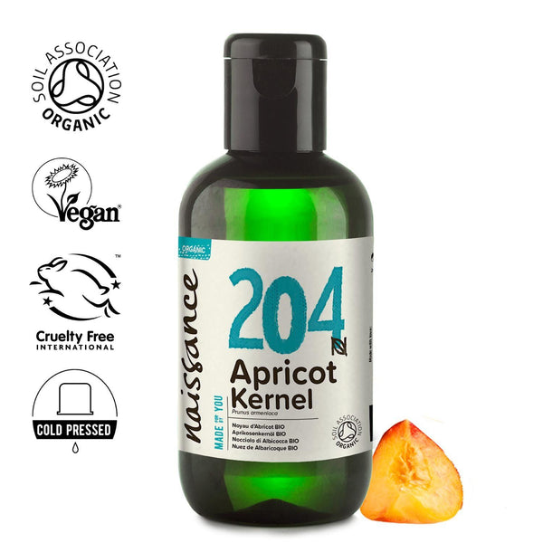 Naissance pure Organic Apricot Kernel Carrier Oil
