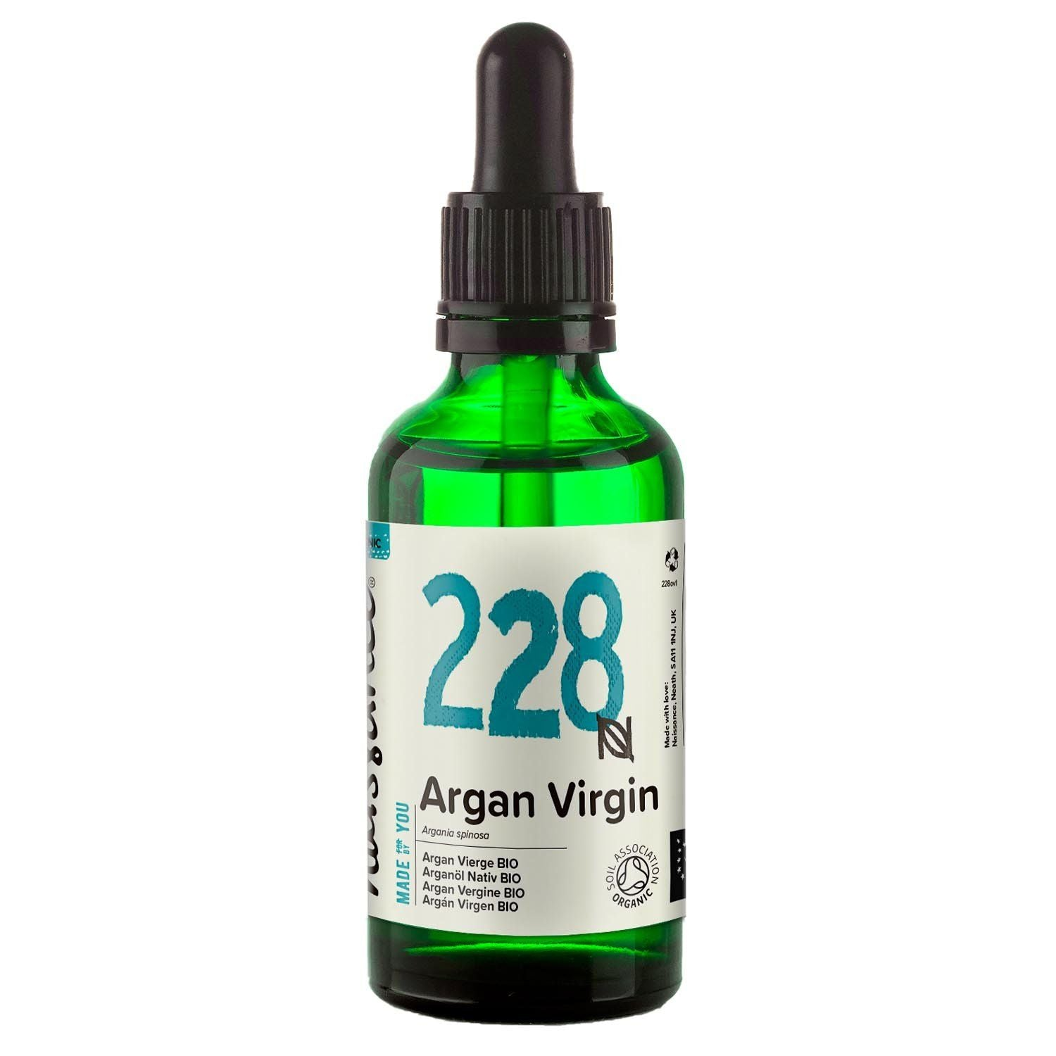 Argan Virgin Organic Oil