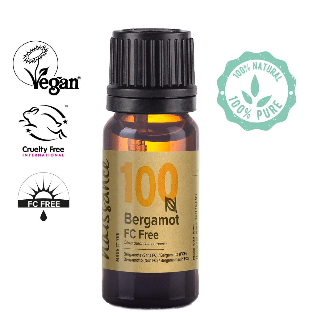 Naissance 100% pure FC Free Bergamot Essential Oil