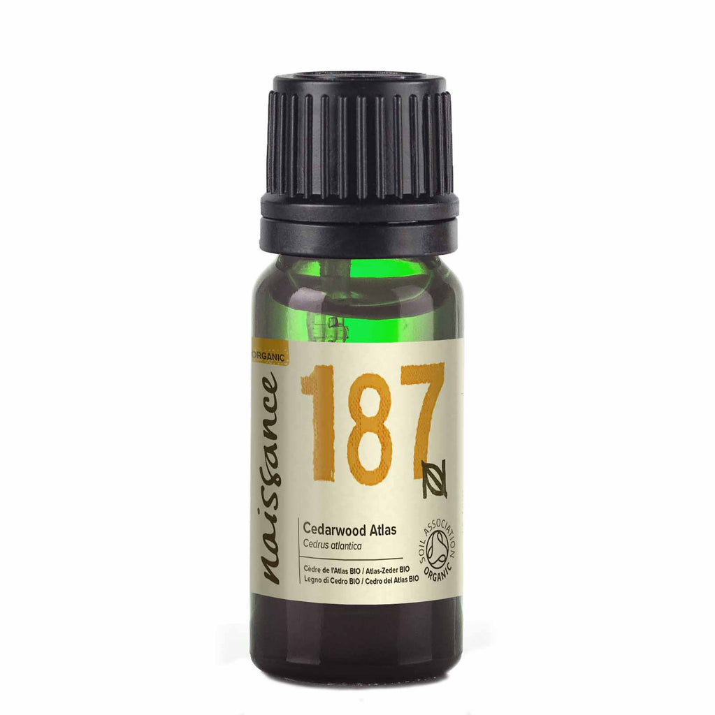 Cedarwood Atlas Organic Essential Oil
