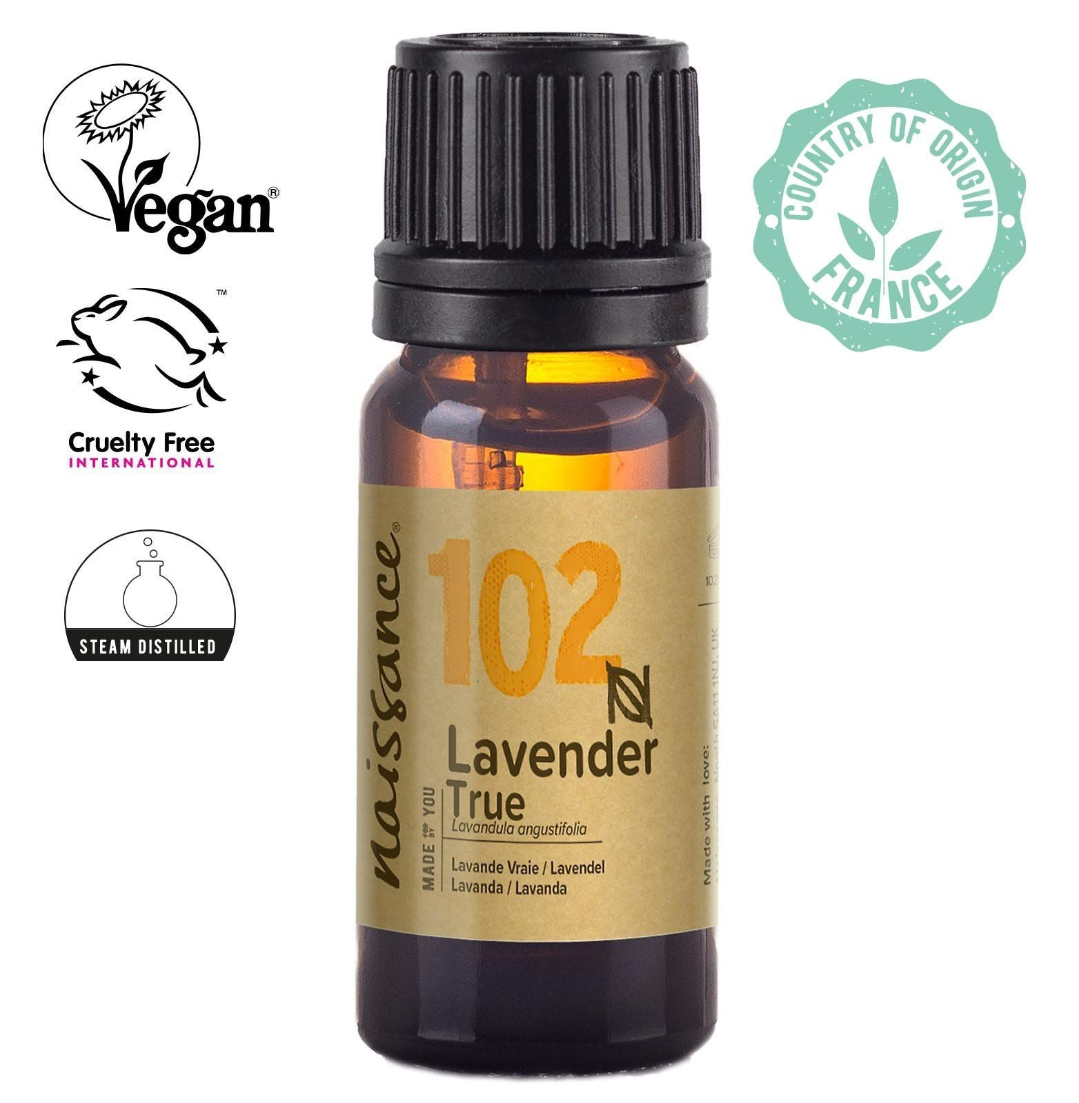 Lavender True Essential Oil