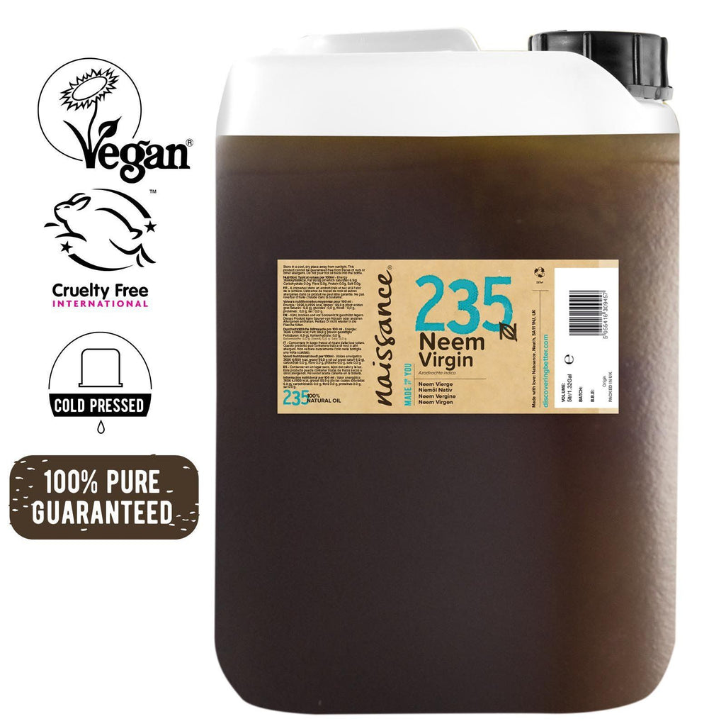 Neem Virgin Oil XL 5 Litre