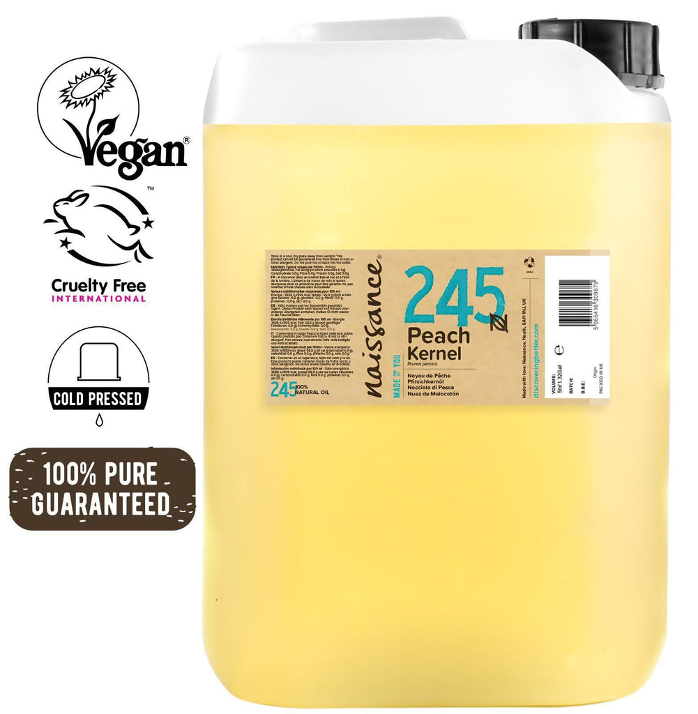 Peach Kernel Oil XL 5 Litre