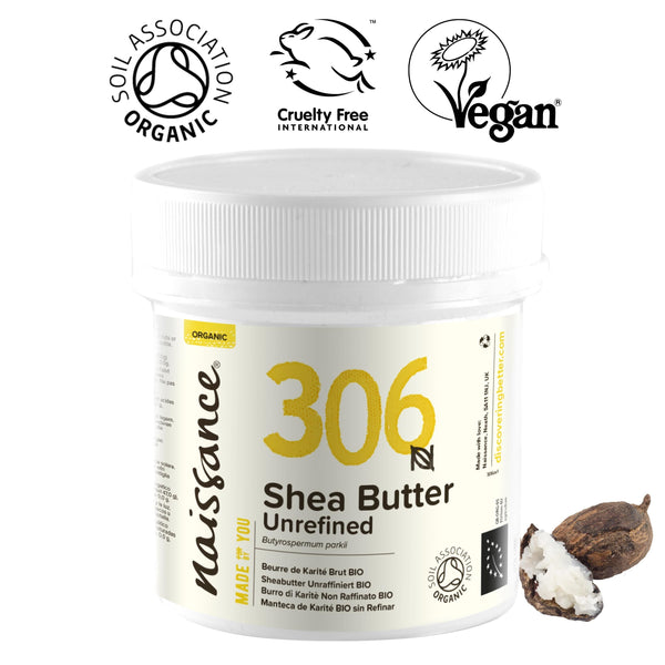 Shea Butter Unrefined Organic