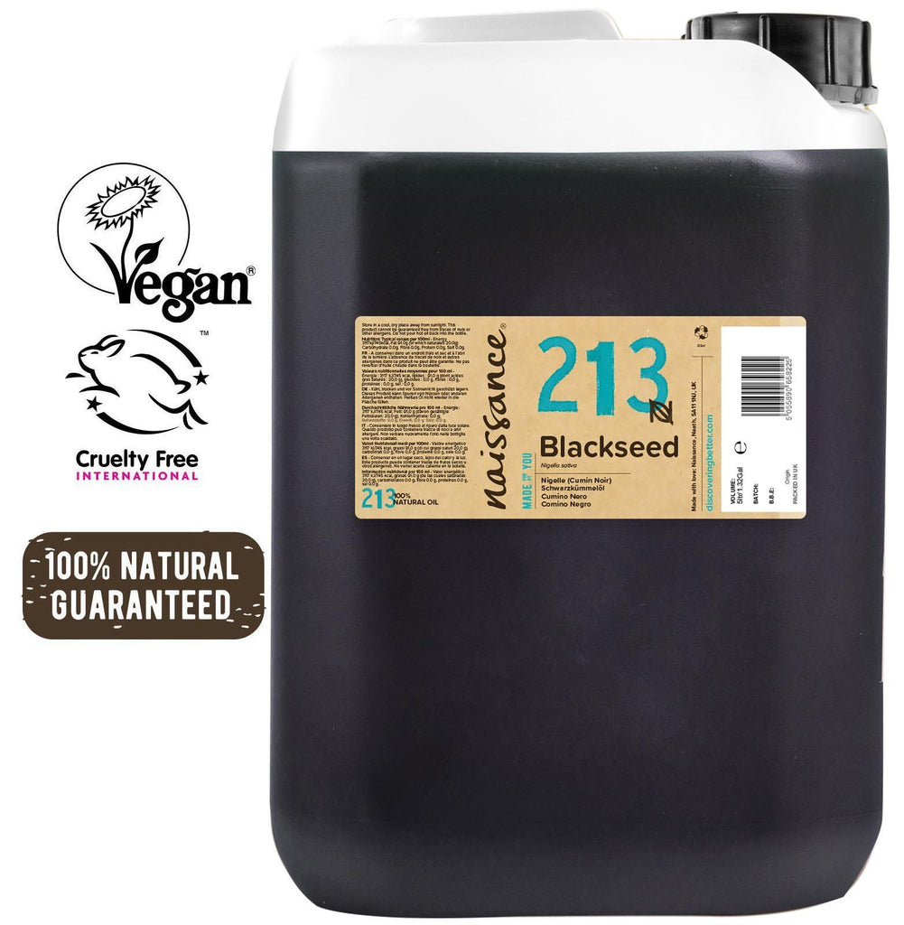 Black Seed Oil XL 5 Litre