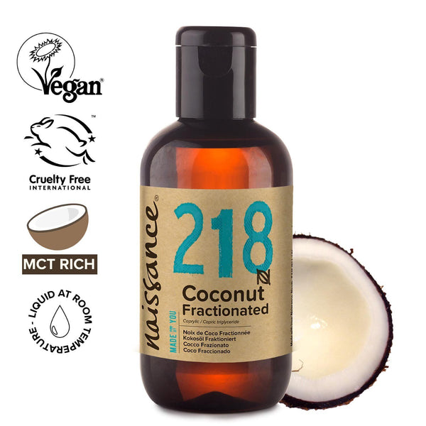 Naissance pure Coconut Fractionated Carrier Oil