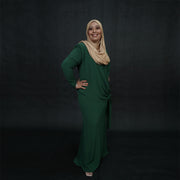 Elegent Jubah Dress