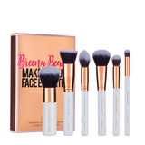 FACE ESSENTIALS MAKEUP BRUSH SET