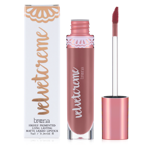 Breena Beauty Fawn Liquid Lipstick
