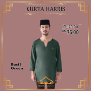 MUHAMMAD EXCLUSIVE Kurta Haris