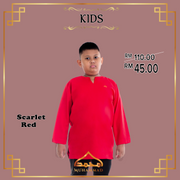 MUHAMMAD EXCLUSIVE Kurta Kids