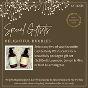 Giftset: Delightful Doubles (Body Wash)