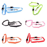 Attractive Traction Pulling Leash Pet Dog Running Jogging Convenient