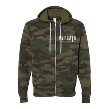 Load image into Gallery viewer, VetsAid 2019 Logo Camo Sweatshirt