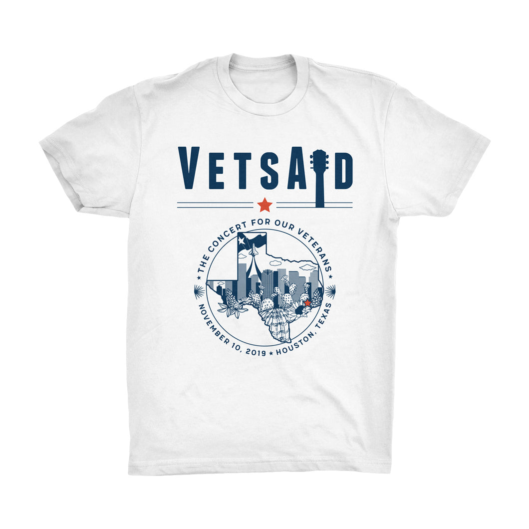 VetsAid 2019 Logo Youth Tee