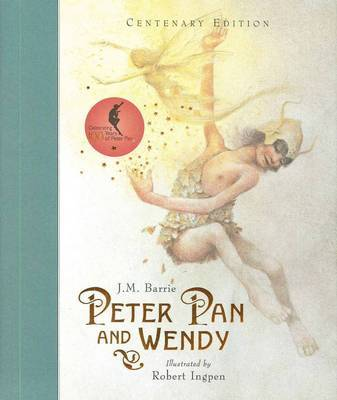 Peter Pan and Wendy  by J. M. Barrie - 9781844280391