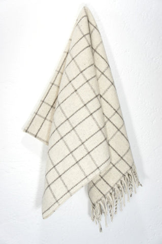 MEXCHIC POLANCO CREAM BLANKET