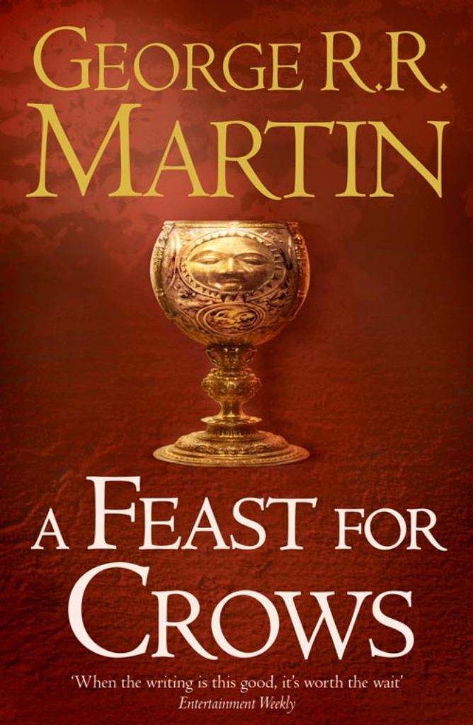 A Feast for Crows  by George R. R. Martin - 9780006486121