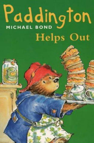 Paddington Helps Out  by Michael Bond - 9780006753445
