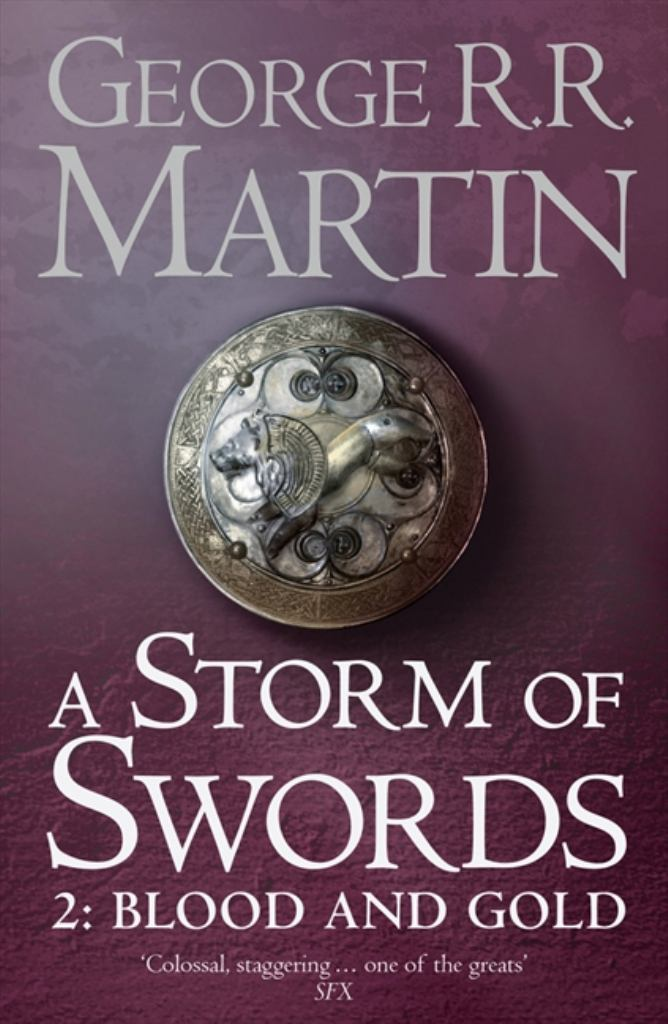 A Storm of Swords  by George R. R. Martin - 9780007119554