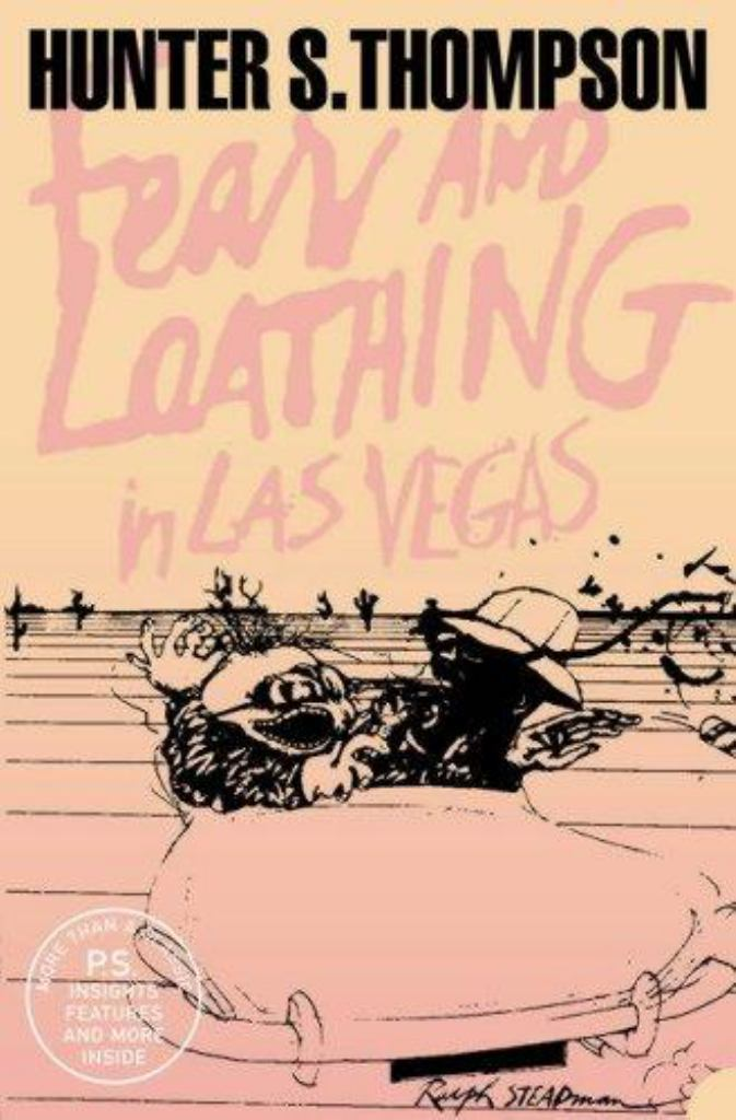 Fear and Loathing in Las Vegas  by Hunter S. Thompson - 9780007204496
