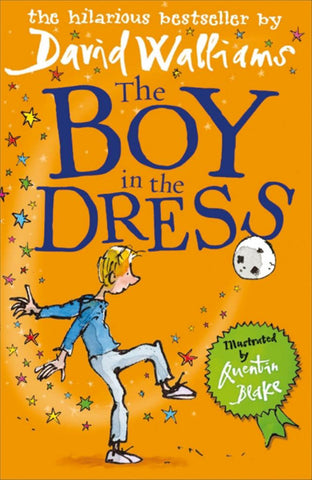 The Boy in the Dress  by David Walliams - 9780007279043