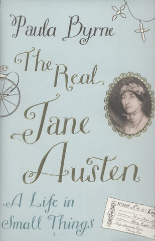 The Real Jane Austen  -