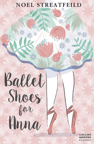 Ballet Shoes for Anna  -