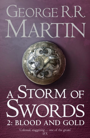 A Storm of Swords  by George R. R. Martin - 9780007447855