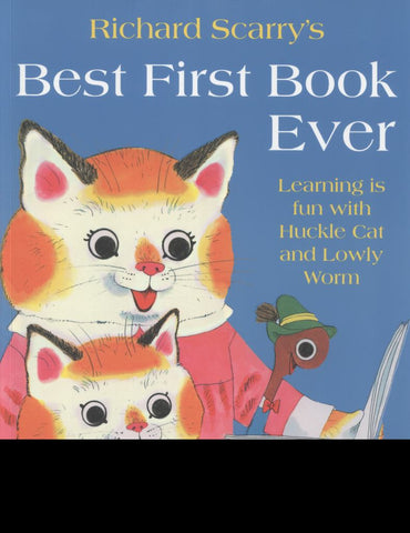 Best First Book Ever  by Richard Scarry - 9780007491650