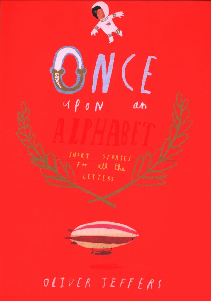 Once upon an Alphabet  -