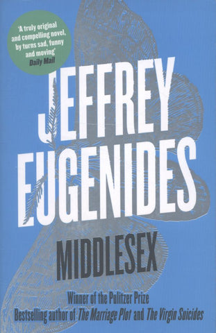 Middlesex  by Jeffrey Eugenides - 9780007528646
