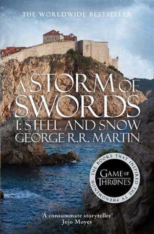 A Storm of Swords  by George R. R. Martin - 9780007548255
