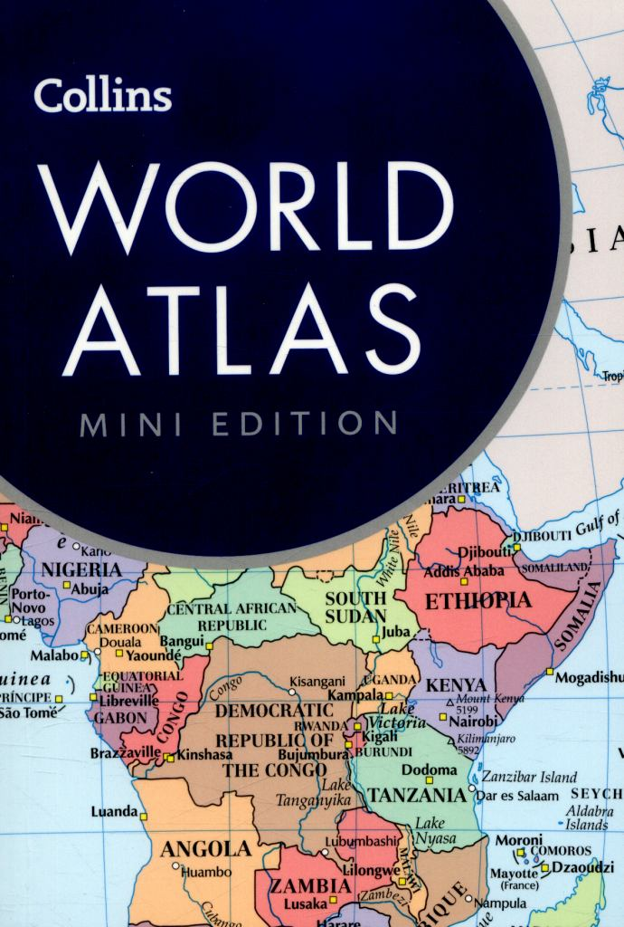 Collins world atlas by collins maps staff my bookshop 9780008136659 collins world atlas by collins maps staff 9780008136659 gumiabroncs Choice Image