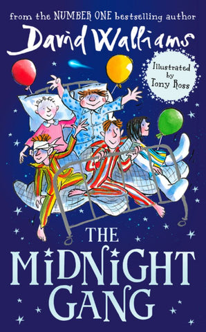The Midnight Gang  by David Walliams - 9780008164621