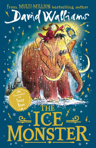 The Ice Monster  by David Walliams - 9780008164706