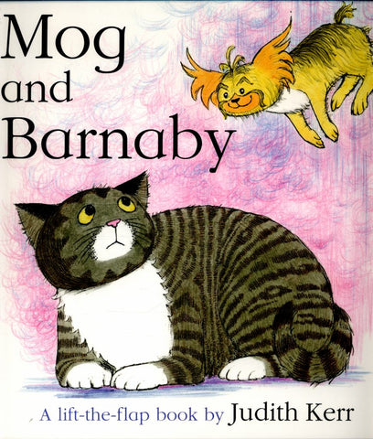 Mog and Barnaby  by Judith Kerr (Illustrator) - 9780008171162