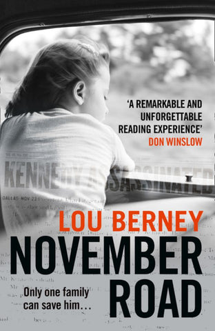 November Road  by Lou Berney - 9780008309329